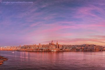 Valletta photography- Copyright Derren Vella Landscapes of Malta and Gozo