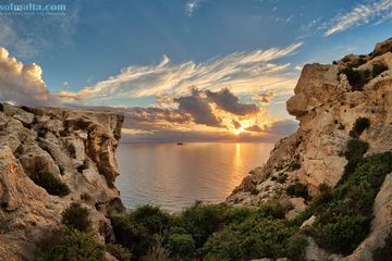 It-Tirxija Cliffs - Zurrieq - Copyright Derren Vella - Landscapes and starscapes of malta