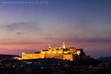 The Citadel - Cittadella Goz - Derren Vella Photography prints of Gozo