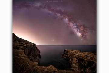 Milkyway malta - Fine art Photography, Landscapes of malta and gozo by Derren Vella