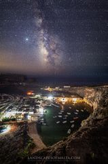 Starscapes of malta by derren vella - the milky way from malta and gozo. astrophotography of malta a