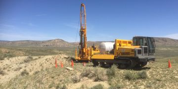 geotechnical field logging wyoming