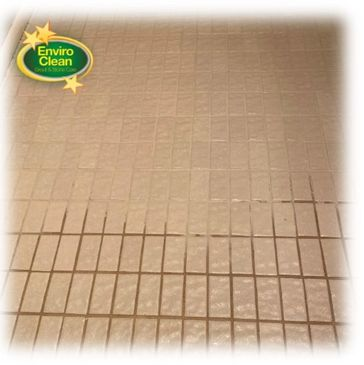 Edmonton's #1 Tile cleaning, grout sealing service! Your floor will love you!
