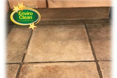 Dirty tile and grout can trigger allergies, are an eyesore and can be a challenge to clean.