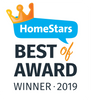 Enviro Clean a Homestar 2019 Best Award winner