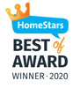 Enviro Clean a Homestar best award winner for 2020