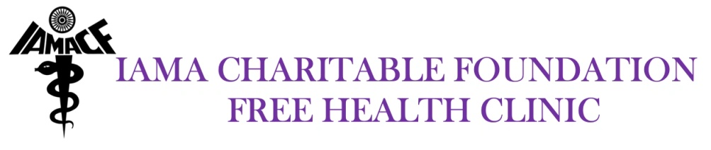 IAMA Charitable Foundation Free Health Clinic