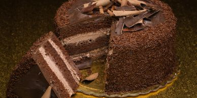 Chocolate mousse cake order for pick up San Diego Birthday cakes near me Bakeries near me Chocolate