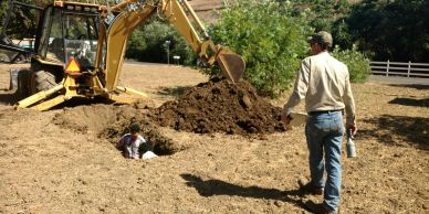 Acorn Onsite, Inc. provides soil profile services throughout northern and central California.