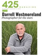 425 Magazine features Darrell's new book and career in the September issue.