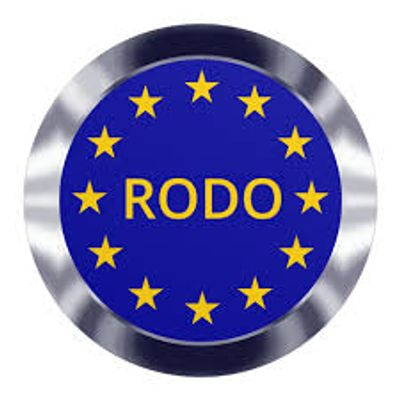 click the RODO logo