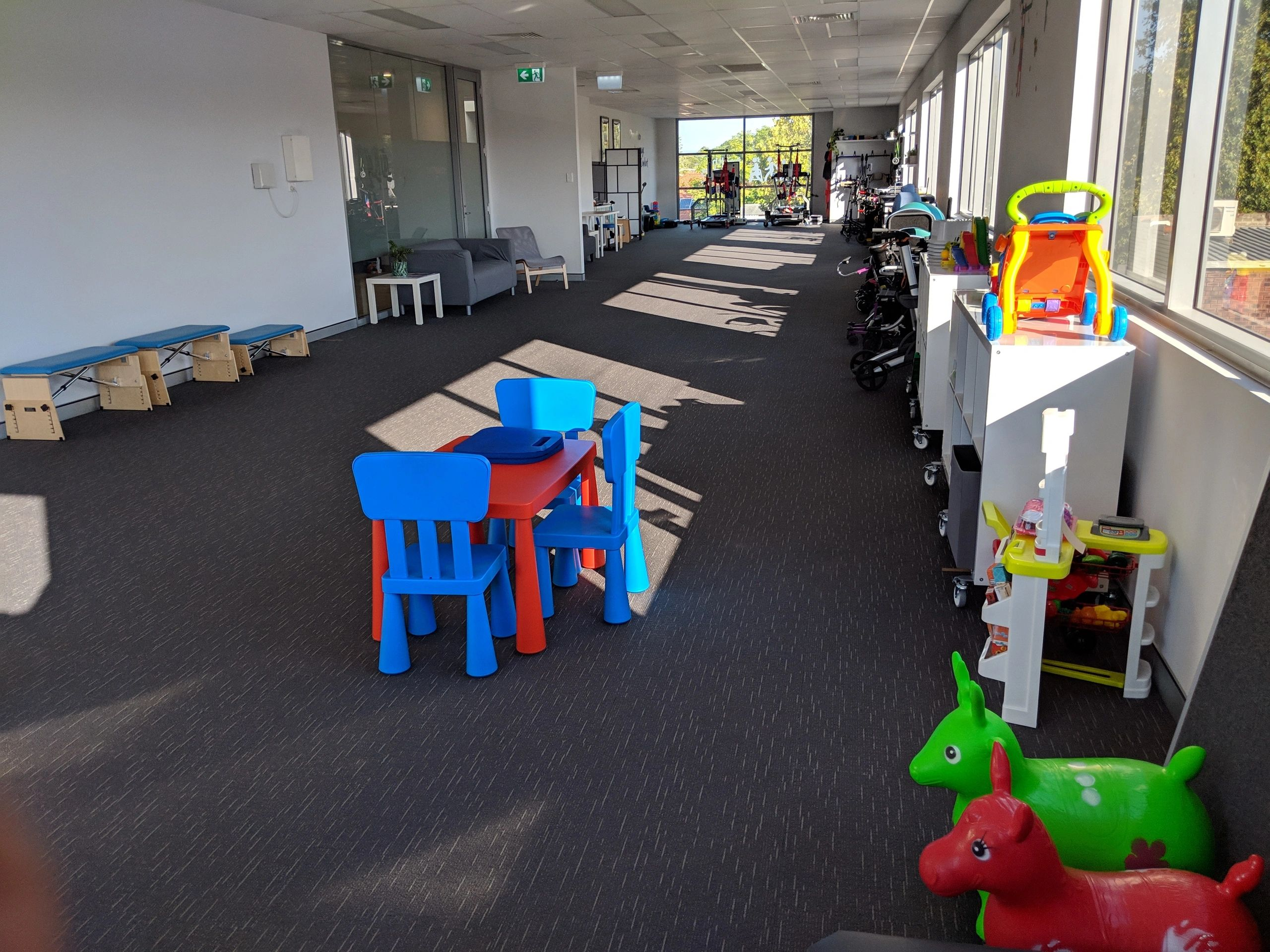 Providing Intensive Therapy services Perth Western Australia. Physiotherapy & Occupational Therapy