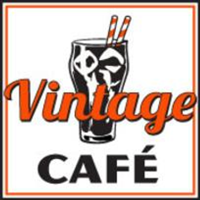 Vintage Cafe & Ice Cream Parlor