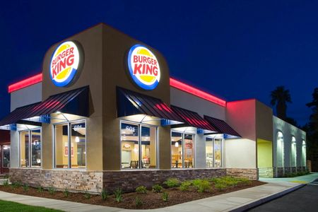 burger king, commercial electrician.