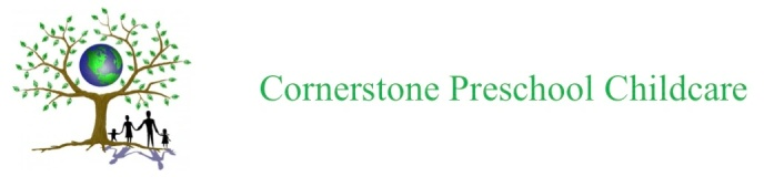 Cornerstone Preschool Childcare Center
