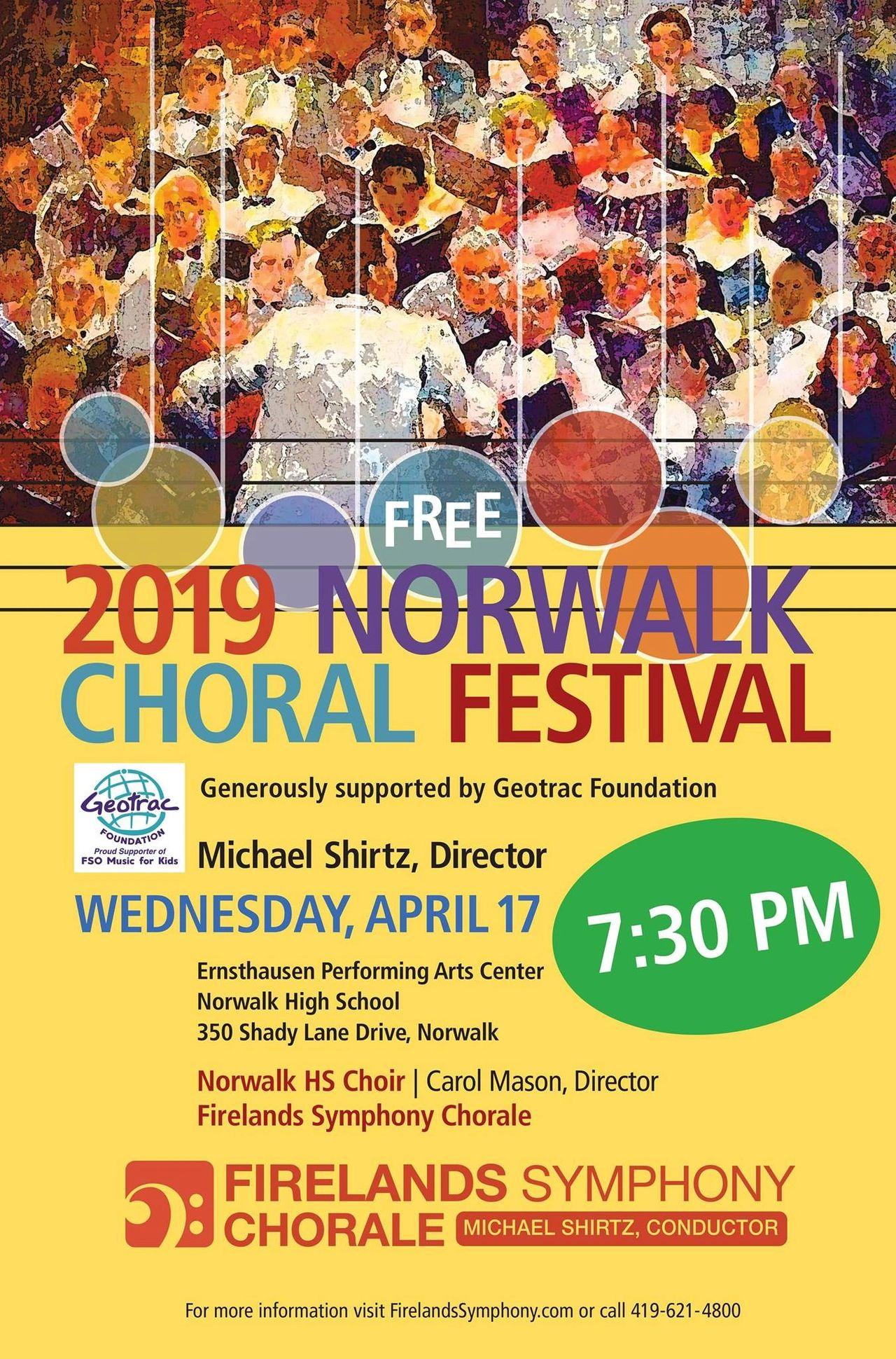 Norwalk Choral Festival