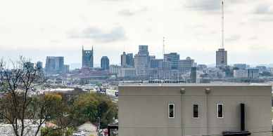 Sober Living Halfway House in Nashville Tennessee downtown recovery residence view