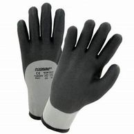 If you work outside in the winter months we have you covered with heavily lined gloves as well.