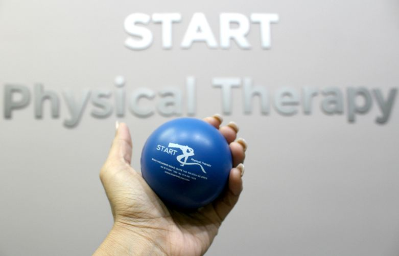 Start Physical Therapy in Raleigh