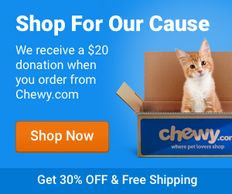 Chewy Rescue and Shelter Network