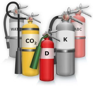Fire extinguisher training online safety courses