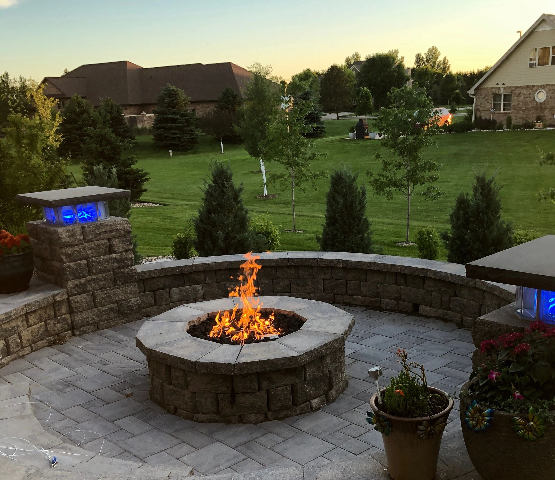 Hardscaping and Landscaping Sioux Falls