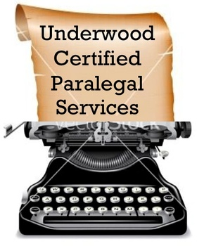 Underwood Paralegal