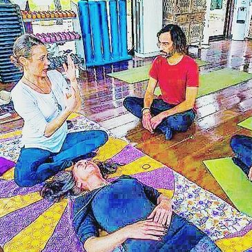 massage course in Ibiza  holistic treatment training