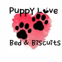 Puppy Love Bed & Biscuits