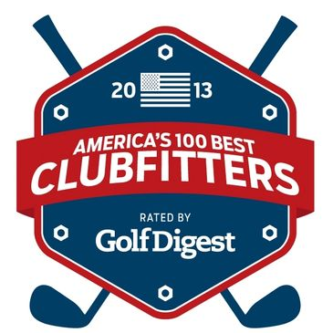 Golf Digest Top 100 Best Club Fitters 2013, Conquest Custom Golf Professional Golf Club Fitting