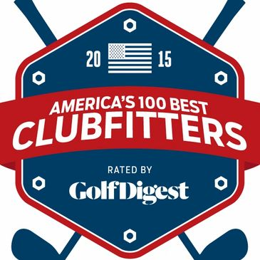 Golf Digest Top 100 Best Club Fitters 2015, Conquest Custom Golf Professional Golf Club Fitting
