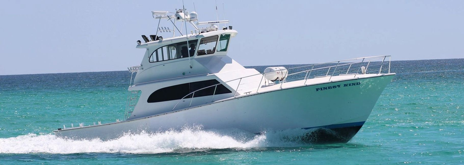 THE FINEST KIND FISHING CHARTER IS PARTNERED WITH 30A  JEEP RENTALS