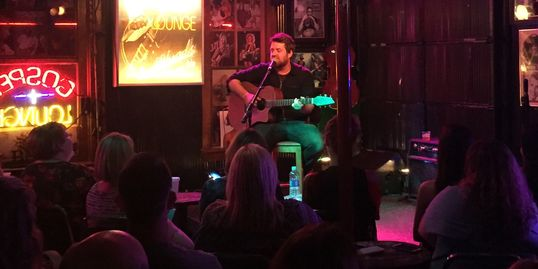 lee dewyze, american idol, gospel lounge, acoustic, concerts, live music