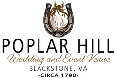 Poplar Hill Wedding and Events Venue