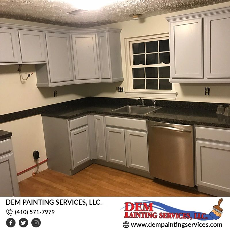 Superb Best Kitchen Cabinet Painting Services In Annapolis Md Home Interior And Landscaping Oversignezvosmurscom