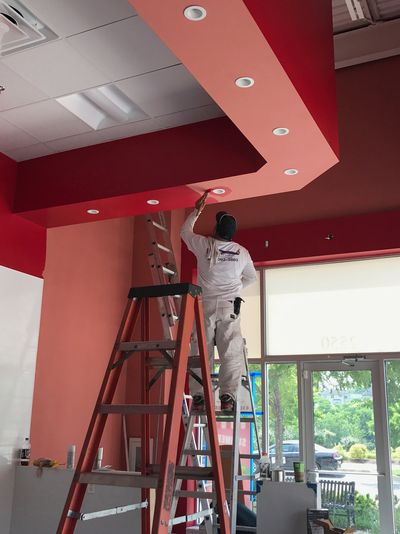 Commercial Interior Painting Service, Annapolis, MD