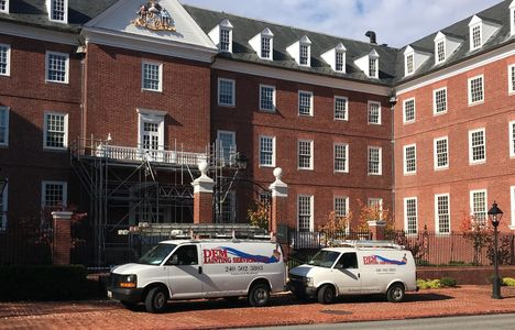 Commercial Exterior Painting Service,Commercial Painting Service, Annapolis, MD