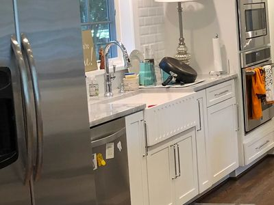 Kitchen cabinets Painting and Refinishing Annapilis,MD