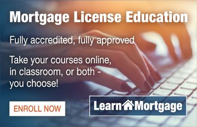 mortgage license education with RealtyPro Academy