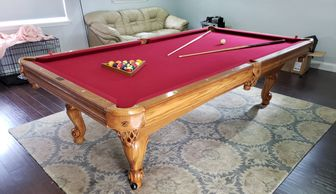Pool Table Moving Orlando Movers Relocation Assembly Installation Repair Restoration Recovering Refelt Removal Set Up Services