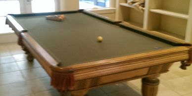 Pool Table Moving Orlando