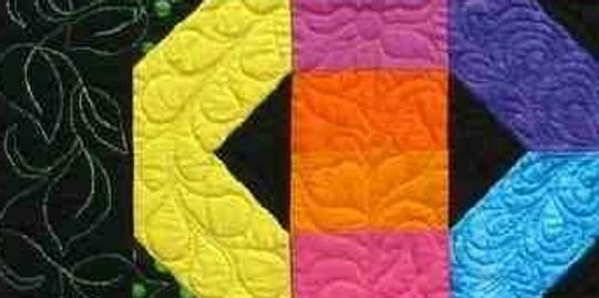 I still got negative comments from a quilt judge about some tension issues that showed on the quilt
