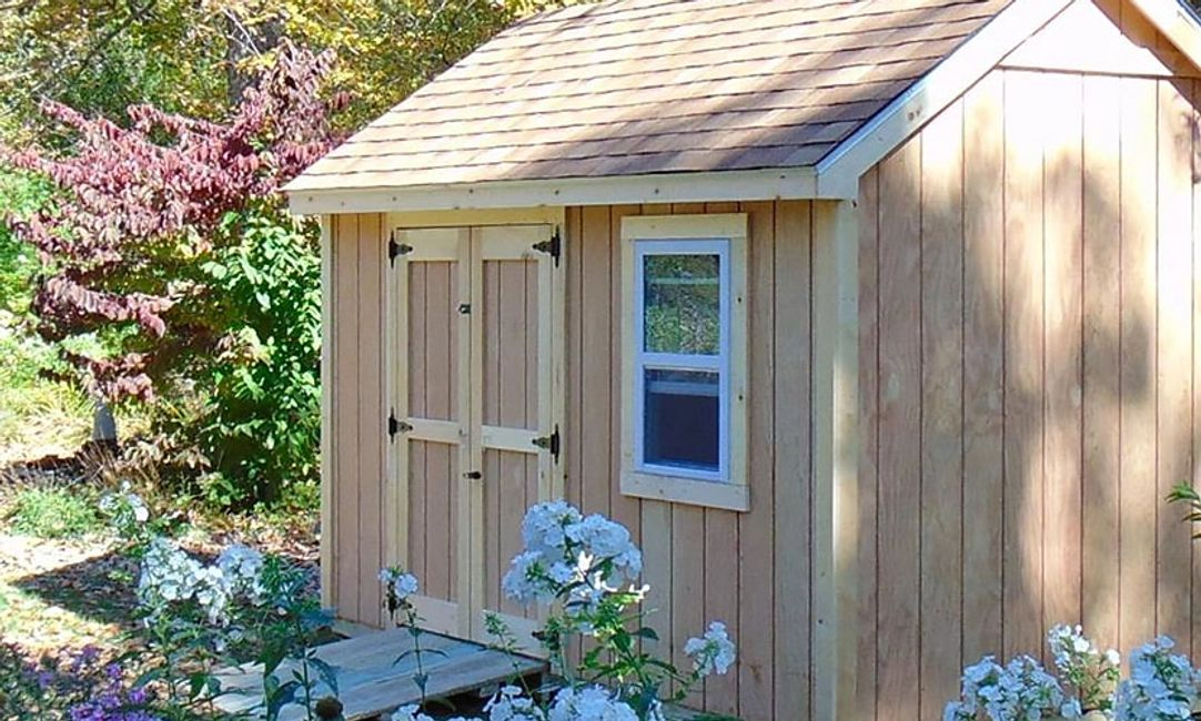 8x12 Utility priced shed. Windham, Vermont