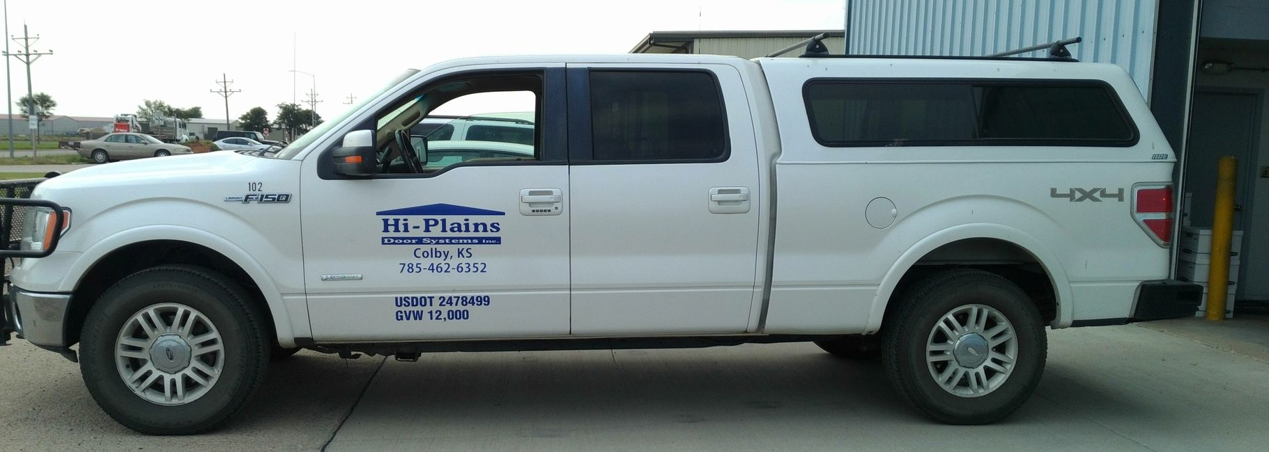 Hi-Plains Door truck