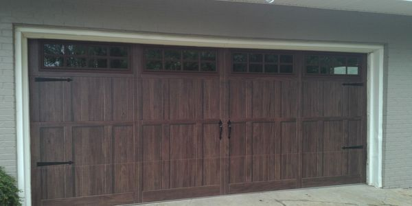 garage door, Colby, KS, new door, house, garage,