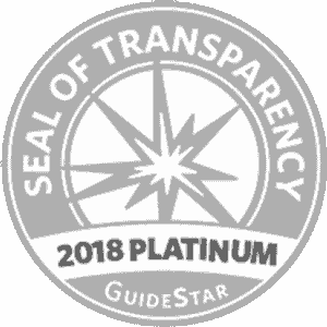 The DVO was awarded the top seal of transparency in 2018!