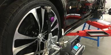 Tire balancing and alignment