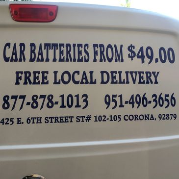 AAA Mobile Battery Program Tests Over 22 Million Batteries at the Roadside Share Save. WE CAN PERFORM THE SAME SERVICE WITH NO MEMBERSHIP AND ALMOST 1/2 PRICE!!!