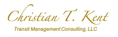 Christian T. Kent, Transit Management Consulting, LLC