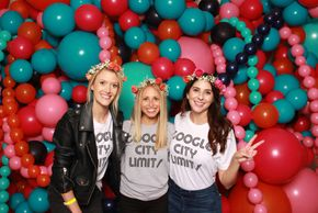 Our open-air style photo booths take your event to the next level  by adding an EXPERIENTIAL and INT